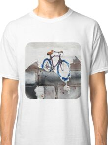 Paper Bicycle Classic T-Shirt