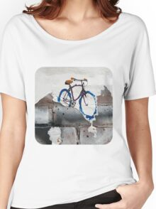 Paper Bicycle Women's Relaxed Fit T-Shirt