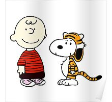 Peanuts Meets Poster