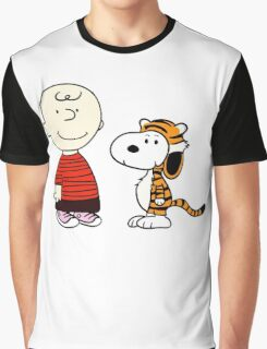Peanuts Meets Graphic T-Shirt