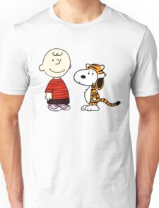 Peanuts Meets Unisex T-Shirt