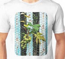 Backyard Vineyard  Unisex T-Shirt