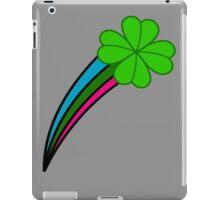 Shooting Clover iPad Case/Skin