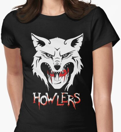 Howlers Womens Fitted T-Shirt