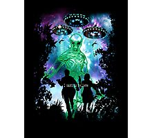 The X-Files Alien Invasion Photographic Print