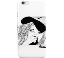 Nike Girl iPhone Case/Skin