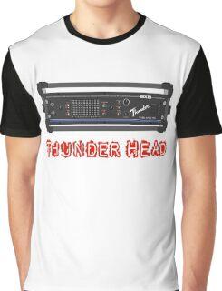 Fender BXR 400 - Thunder Head Graphic T-Shirt