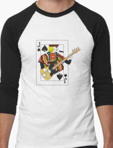 P-Bass Jack Men's Baseball ¾ T-Shirt