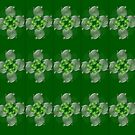 Green Abstract  pattern  3050 Views) by aldona