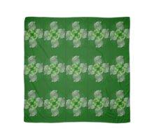 Green Abstract  pattern  3050 Views) Scarf