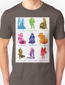 Everyone's a Princess  Unisex T-Shirt