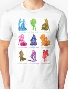 Everyone's a Princess  T-Shirt