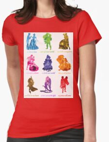 Everyone's a Princess  Womens Fitted T-Shirt