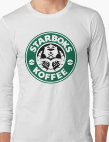 Starboks Koffee Long Sleeve T-Shirt