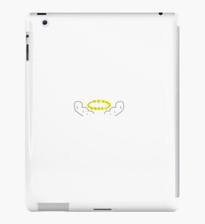 hey angel -one direction iPad Case/Skin