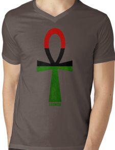 ANKH Mens V-Neck T-Shirt
