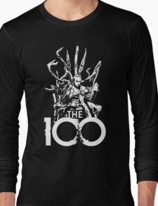 The 100 Heda Chair Long Sleeve T-Shirt