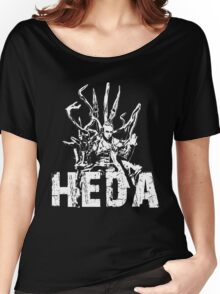 The 100 - Heda Women's Relaxed Fit T-Shirt