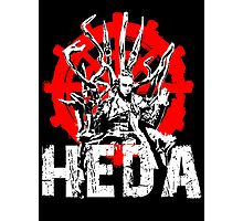 The 100 Lexa Symbol - Heda Photographic Print