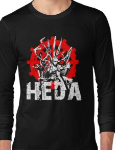 The 100 Lexa Symbol - Heda Long Sleeve T-Shirt