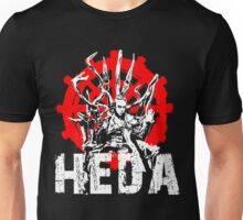 The 100 Lexa Symbol - Heda Unisex T-Shirt