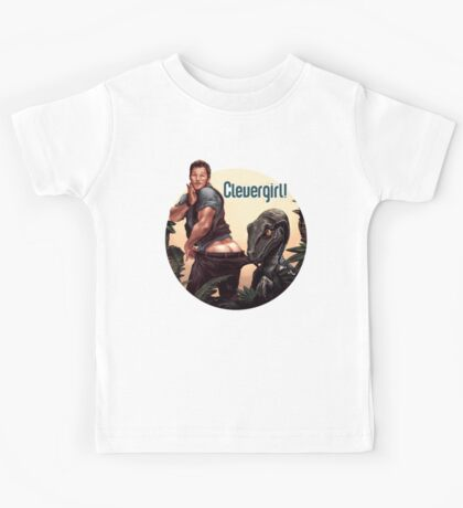 Clever Girl! Kids Tee