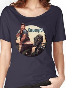 Clever Girl! Women's Relaxed Fit T-Shirt