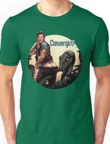 Clever Girl! Unisex T-Shirt