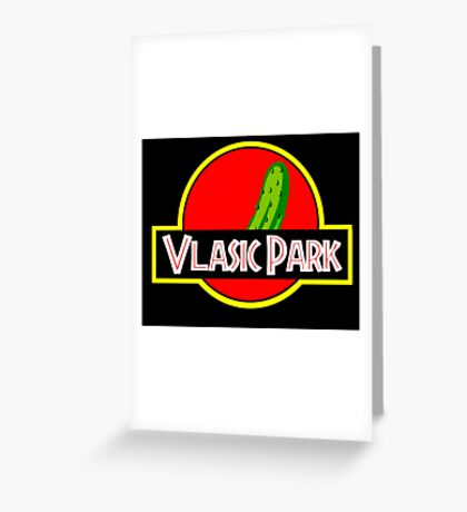 Vlasic Park Greeting Card