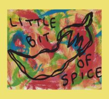 Life Is Spicy Sometimes One Piece - Short Sleeve