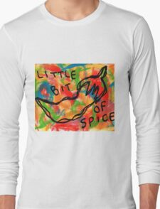 Life Is Spicy Sometimes Long Sleeve T-Shirt