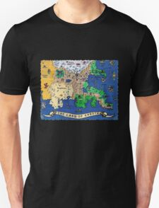 The Land of Enroth Unisex T-Shirt