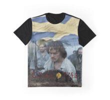 Outlander/Jamie Fraser/Culloden Graphic T-Shirt