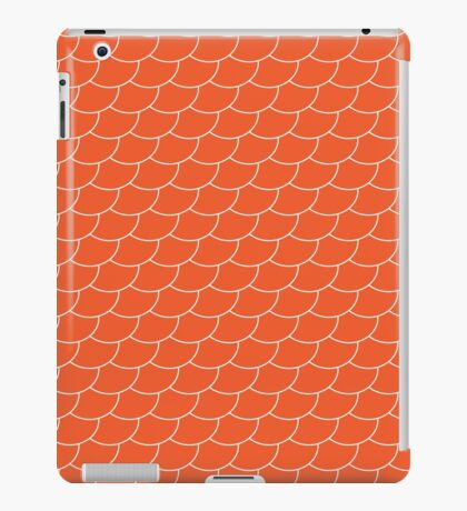 Poisson Orange iPad Case/Skin
