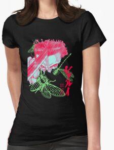 Neon Shigurui Womens Fitted T-Shirt
