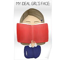 My ideal girl Poster