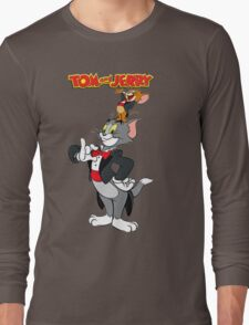 Tom and Jerry New Long Sleeve T-Shirt