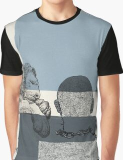 Androcles  An Aesop's Wetnose Fable Graphic T-Shirt