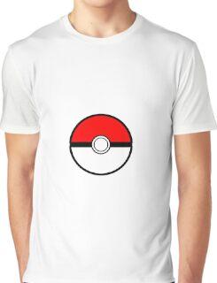 Pokemon - Pokeball Graphic T-Shirt