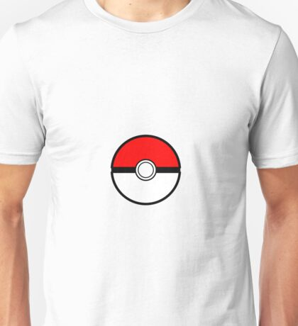 Pokemon - Pokeball Unisex T-Shirt