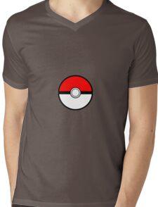 Pokemon - Pokeball Mens V-Neck T-Shirt