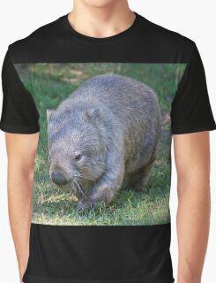 Common Wombat Graphic T-Shirt