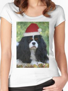 Ready For Christmas Women's Fitted Scoop T-Shirt
