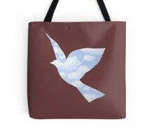 In the style of Magritte Tote Bag