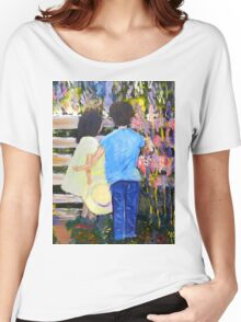 Flowers for Her Women's Relaxed Fit T-Shirt