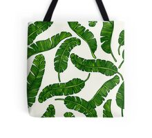 Banana leaves print Tote Bag