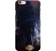 Mordor of Exile iPhone Case/Skin
