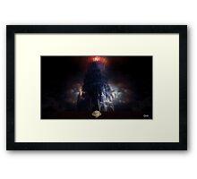 Mordor of Exile Framed Print