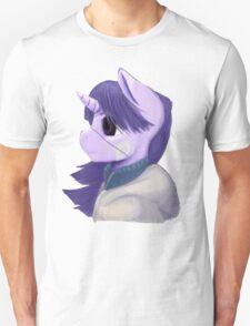 Twilight Sparkle: Subtle Thoughts Unisex T-Shirt
