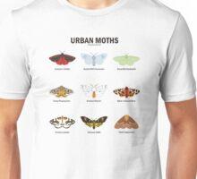 Urban Moths Unisex T-Shirt